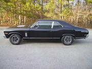 1969 CHEVROLET nova Chevrolet Nova SS